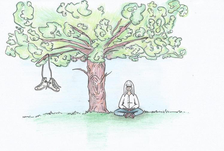 Ilustracion A-HA para blog