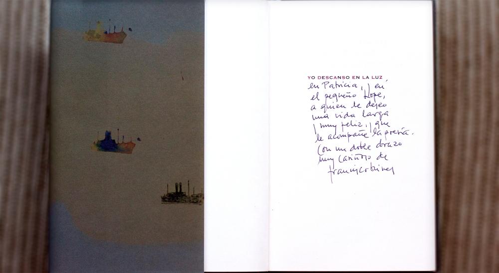 Libro Francisco Brines