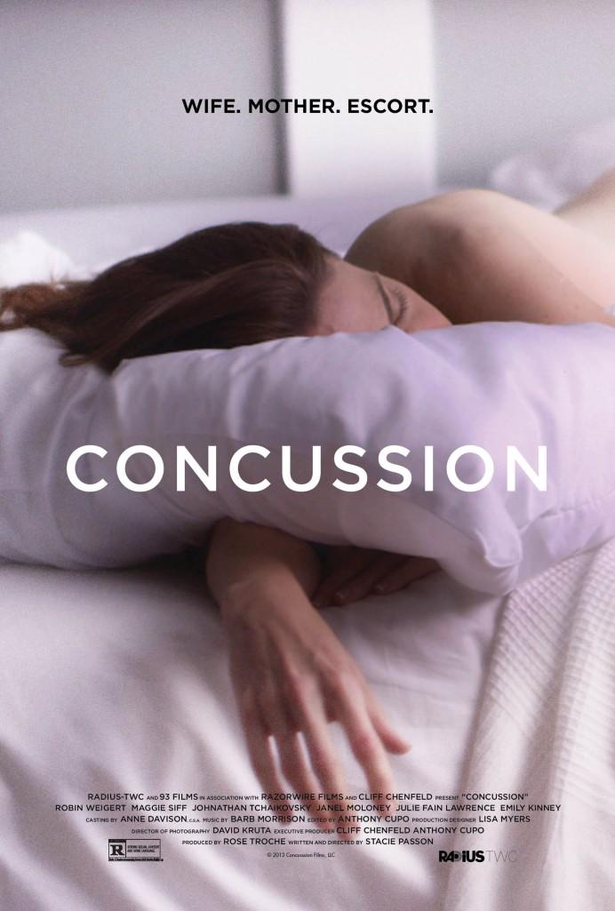 Concussion Cartelera