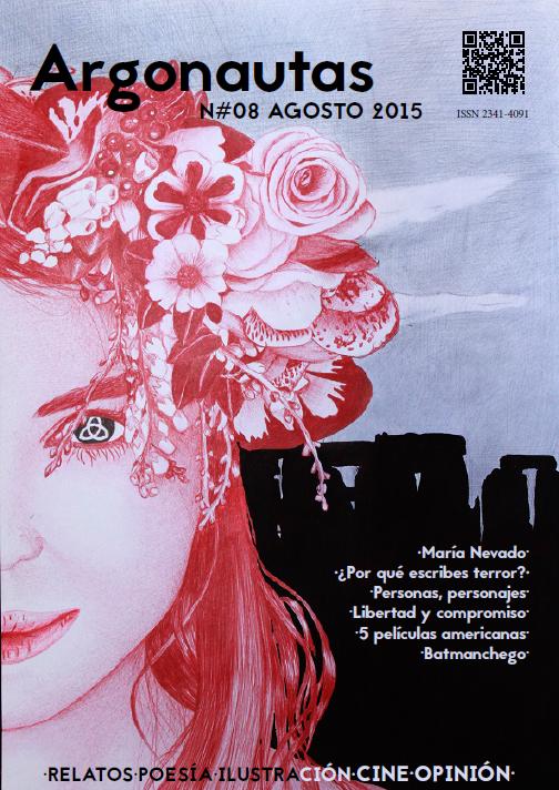 portada revista argonautas N8