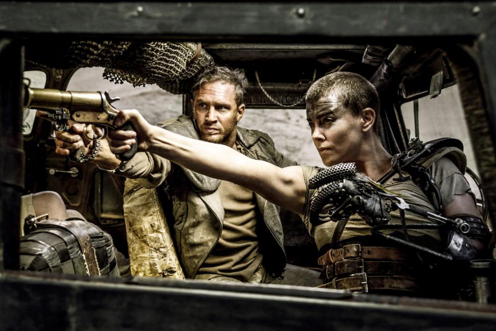 Mad Max y Furiosa