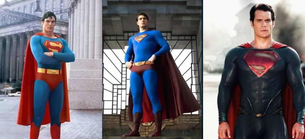 Reeve es el único y auténtico Superman. Y lo sabes.
