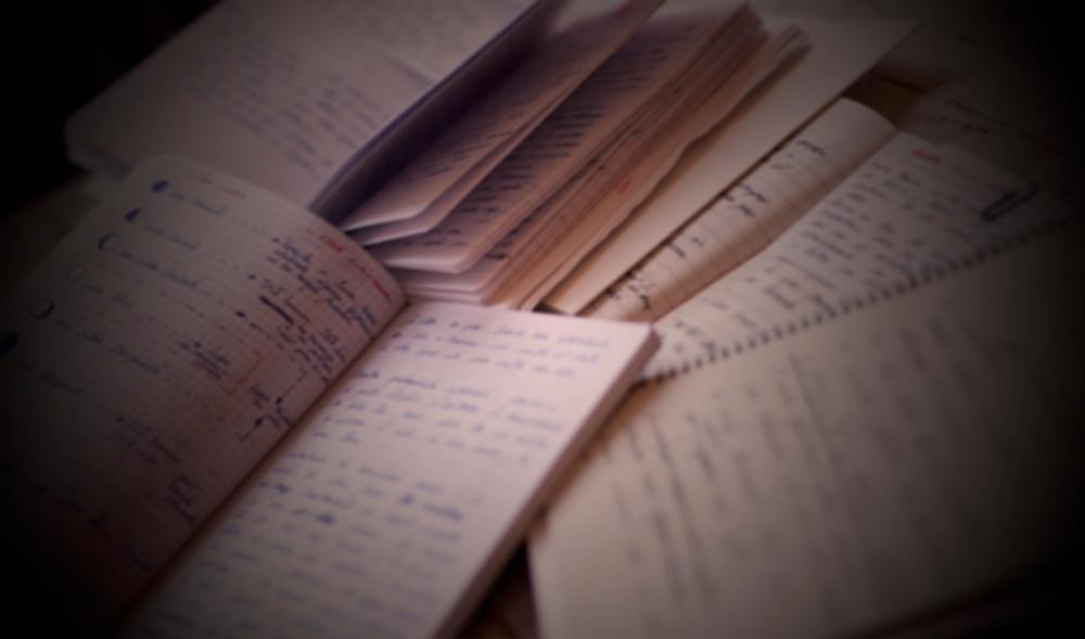 Así parece que escribo mucho.